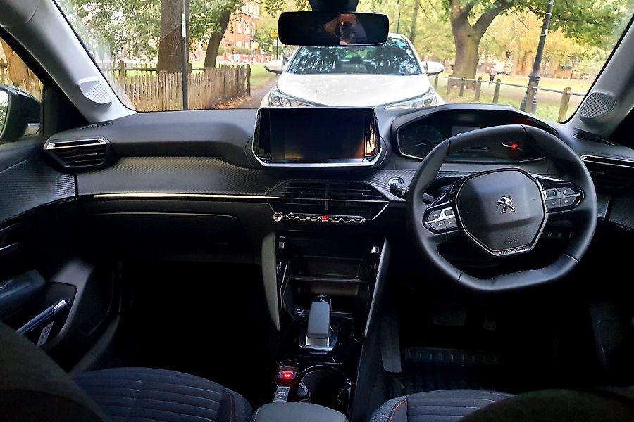 Peugeot e-208 Full Electric