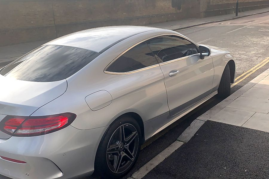 Mercedes C-Class AMG
