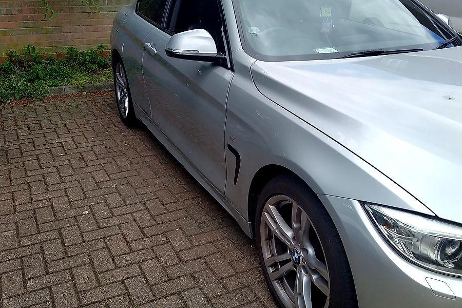 BMW 4 Series M Sport