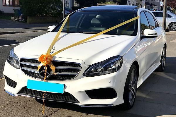 Mercedes E-Class AMG