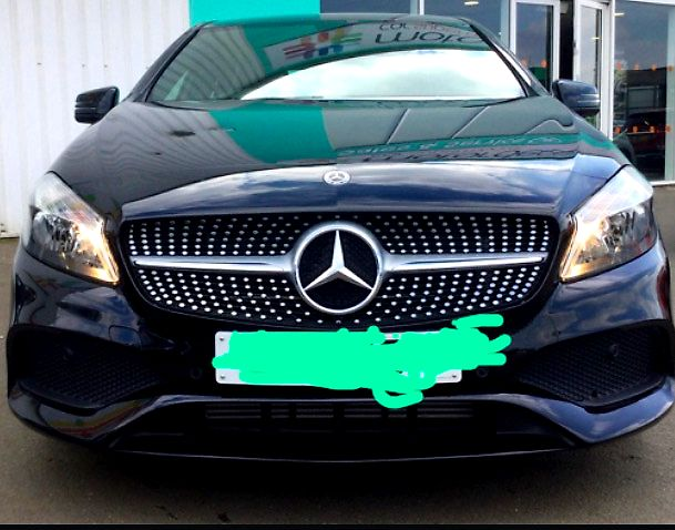 Mercedes A-Class