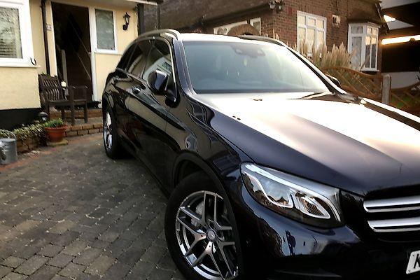 Mercedes GLC AMG
