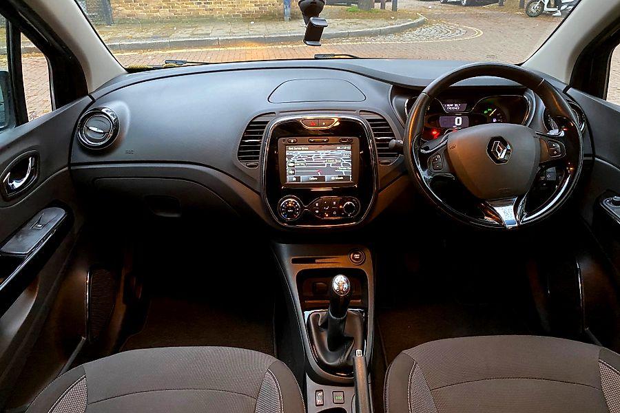 Renault Capturd-Que